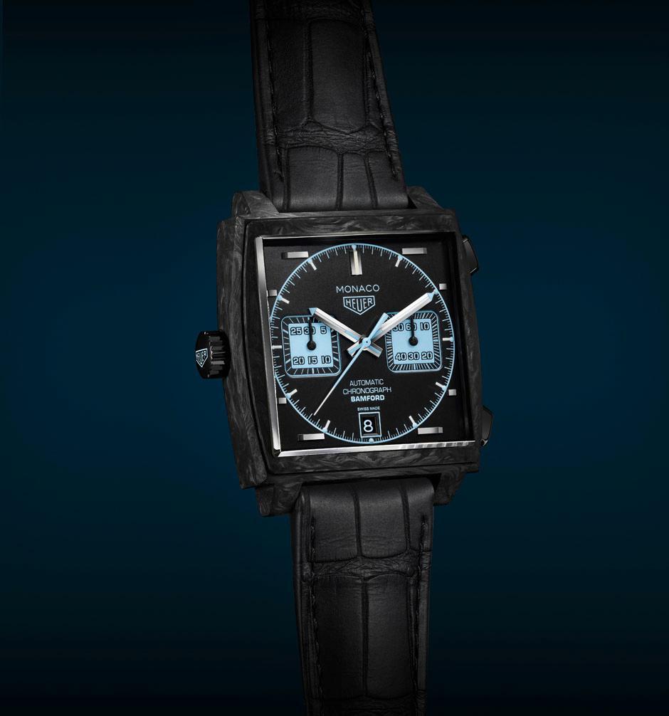 Orologio Replica TAG Heuer Monaco Bamford