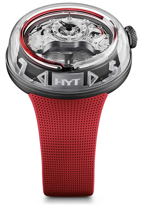 HYT H5 Rosso Replica Orologi Svizzeri
