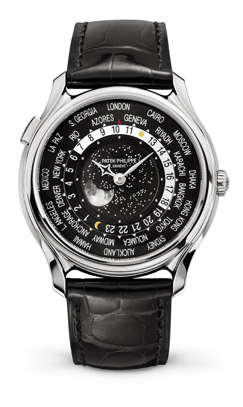 Patek Philippe World Time Moon Replica Orologi Italia