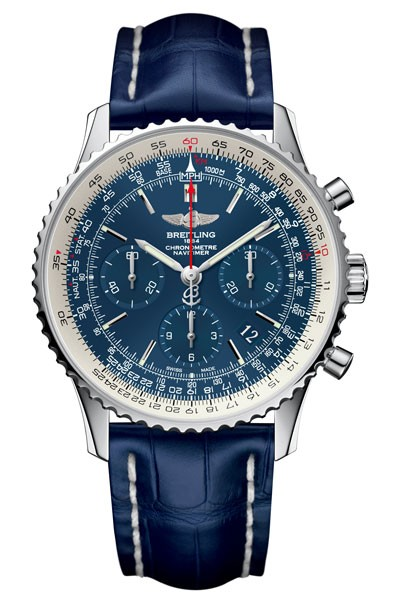 Orologio Replica Breitling Navitimer Blue Sky 60th Anniversary Limited Edition