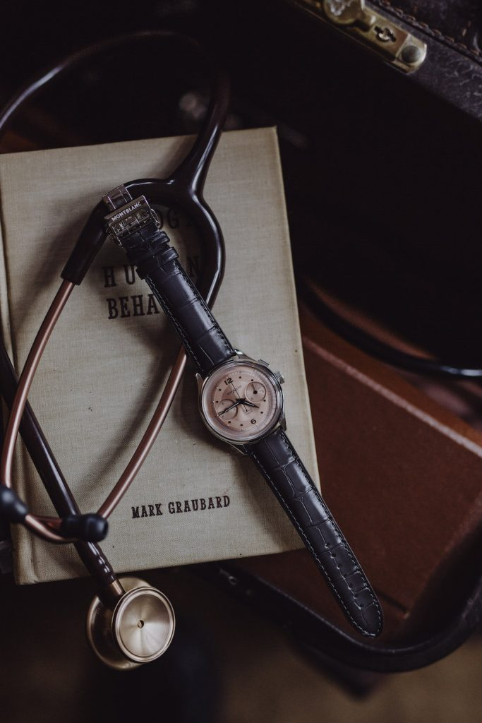 Replica Montblanc Heritage Pulsograph Limited Edition